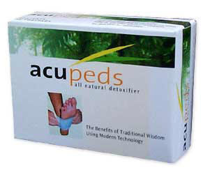 Acupeds Detox Foot Pads